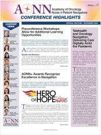 AONN+ 2020 Conference Highlights Special Feature
