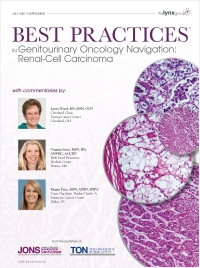 Best Practices in Genitourinary Oncology Navigation: Renal-Cell Carcinoma – July 2021