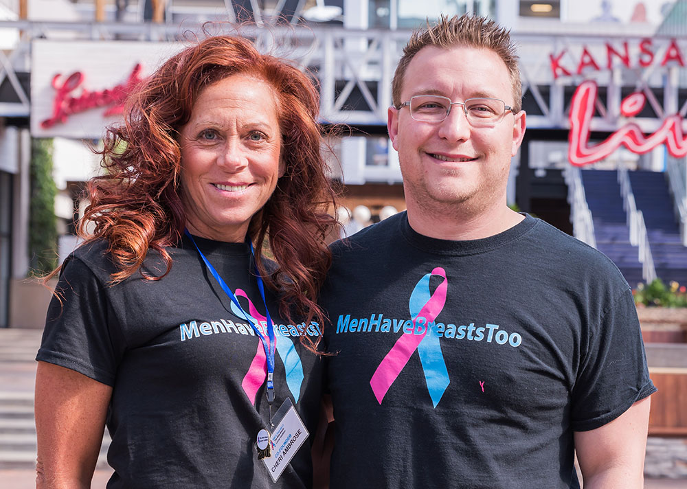 Male Breast Cancer Coalition Founders