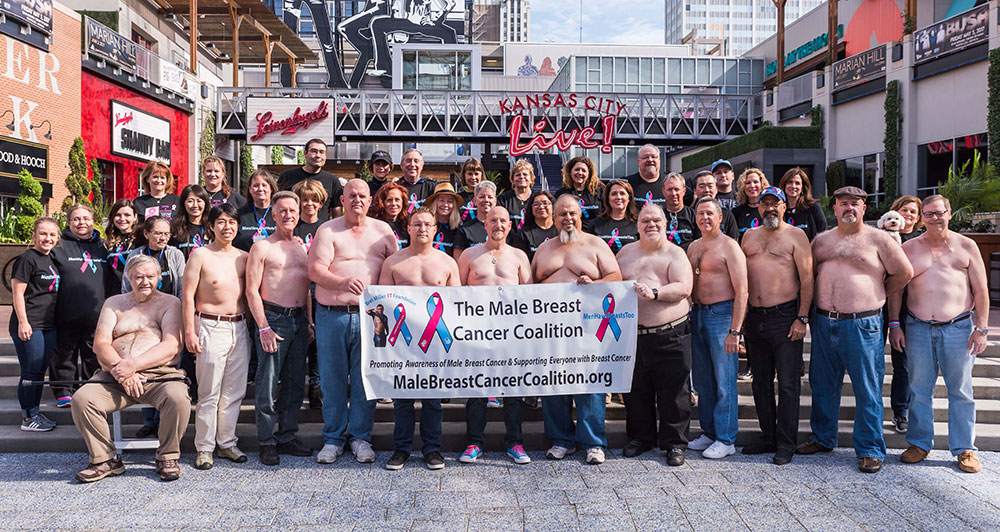 Male Breast Cancer Coalition Fest 2017
